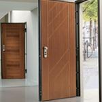 Pulizia completa della porta di ingresso ed eventuali porte interne  ( interno ed esterno)