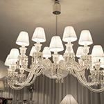 Pulizia lampadario, vetri e infissi interni ed esterni accessibili